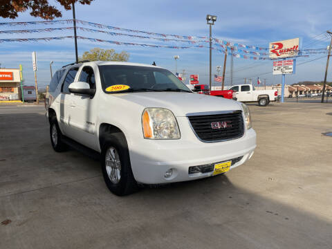 2007 GMC Yukon for sale at Russell Smith Auto in Fort Worth TX