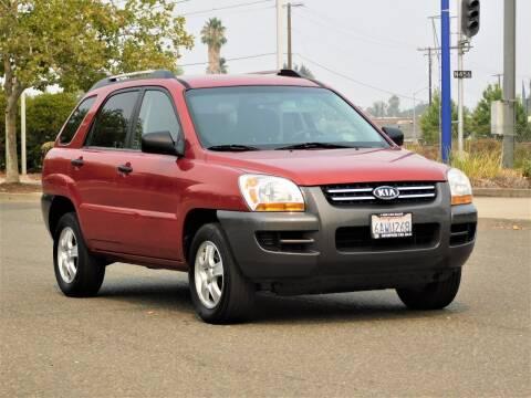 2008 Kia Sportage for sale at General Auto Sales Corp in Sacramento CA