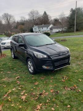 2014 Ford Escape for sale at Alpine Auto Sales in Carlisle PA