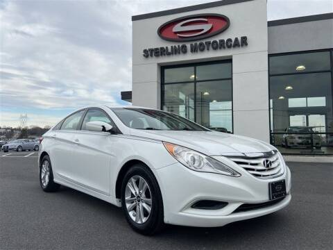 2011 Hyundai Sonata for sale at Sterling Motorcar in Ephrata PA