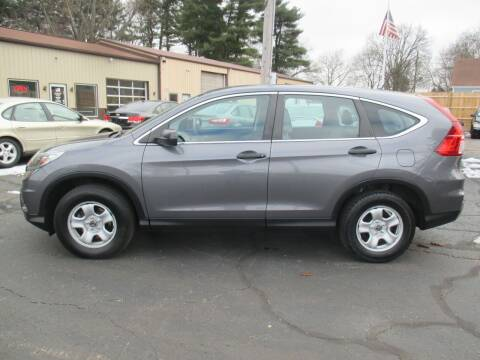2016 Honda CR-V for sale at Home Street Auto Sales in Mishawaka IN