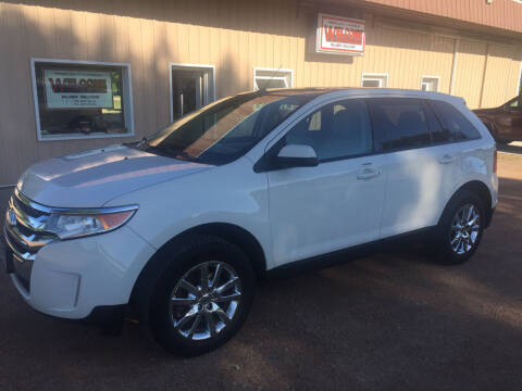 2013 Ford Edge for sale at Palmer Welcome Auto in New Prague MN