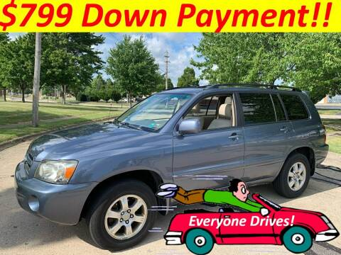 2007 Toyota Highlander for sale at World Automotive in Euclid OH