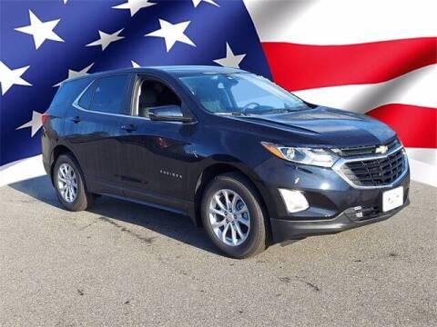 2021 Chevrolet Equinox for sale at Gentilini Motors in Woodbine NJ