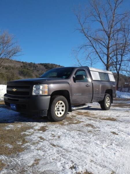 2010 Chevrolet Silverado 1500 for sale at Valley Motor Sales in Bethel VT