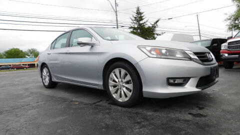 2013 Honda Accord for sale at Action Automotive Service LLC in Hudson NY