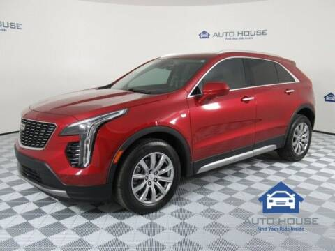 2019 Cadillac XT4 for sale at Autos by Jeff Tempe in Tempe AZ