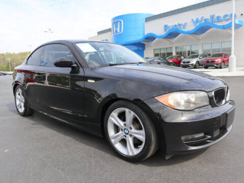 2009 BMW 1 Series for sale at RUSTY WALLACE HONDA in Knoxville TN