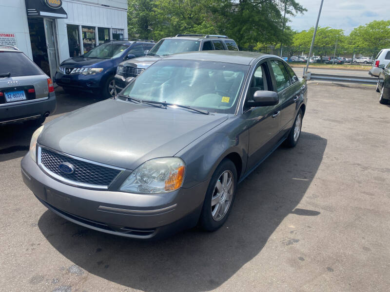 2005 Ford Five Hundred for sale at Vuolo Auto Sales in North Haven CT
