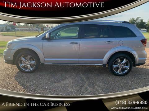 2016 Dodge Journey for sale at Auto Group South - Tim Jackson Automotive in Jonesville LA