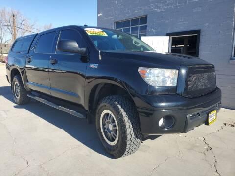 2013 Toyota Tundra for sale at CHURCHILL AUTO SALES in Fallon NV