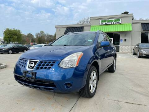 2010 Nissan Rogue for sale at Cross Motor Group in Rock Hill SC