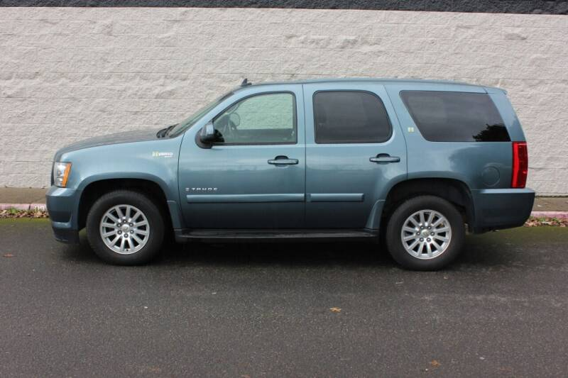 2009 Chevrolet Tahoe for sale at Al Hutchinson Auto Center in Corvallis OR