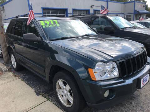 2005 Jeep Grand Cherokee for sale at Klein on Vine in Cincinnati OH