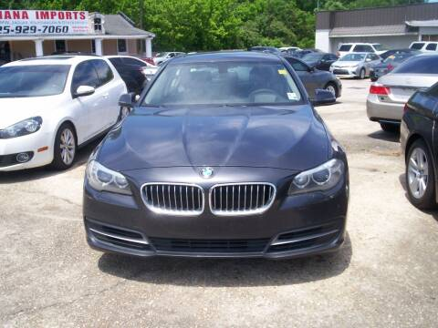 2014 BMW 5 Series for sale at Louisiana Imports in Baton Rouge LA