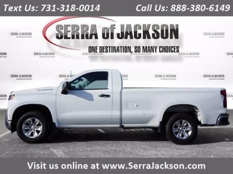 2020 Chevrolet Silverado 1500 for sale at Serra Of Jackson in Jackson TN