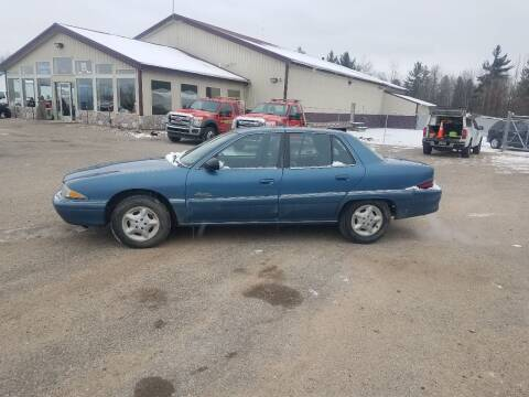 1997 Buick Skylark for sale at Steve Winnie Auto Sales in Edmore MI