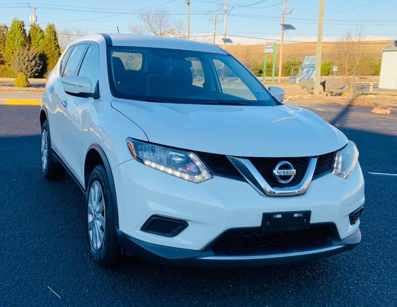 2014 Nissan Rogue for sale at Hyway Auto Sales in Lumberton NJ