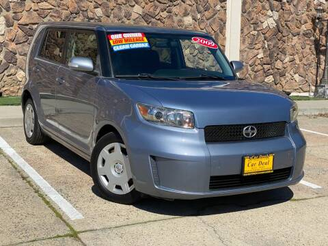 2009 Scion xB for sale at Car Deal Auto Sales in Sacramento CA