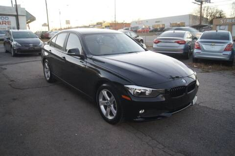 2015 BMW 3 Series for sale at Green Ride Inc in Nashville TN