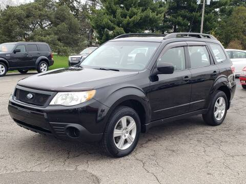 2011 Subaru Forester for sale at Thompson Motors in Lapeer MI