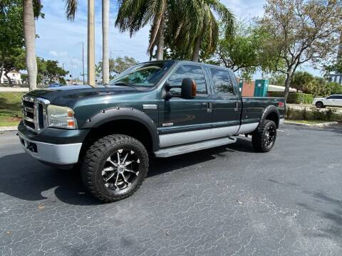 2006 Ford F-350 Super Duty for sale at BIG BOY DIESELS in Ft Lauderdale FL