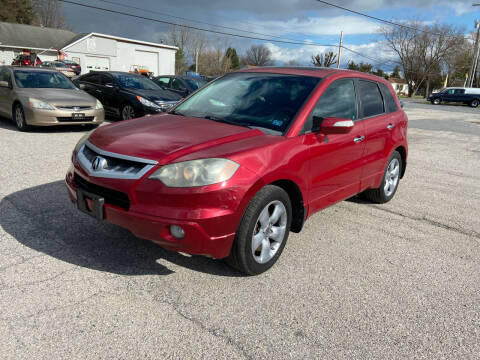 2007 Acura RDX for sale at US5 Auto Sales in Shippensburg PA