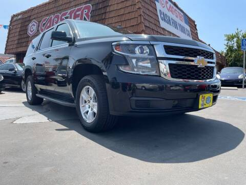 2016 Chevrolet Tahoe for sale at CARSTER in Huntington Beach CA
