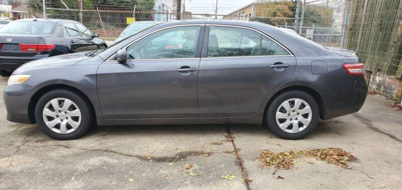 2010 Toyota Camry for sale at Tims Auto Sales in Rocky Mount NC