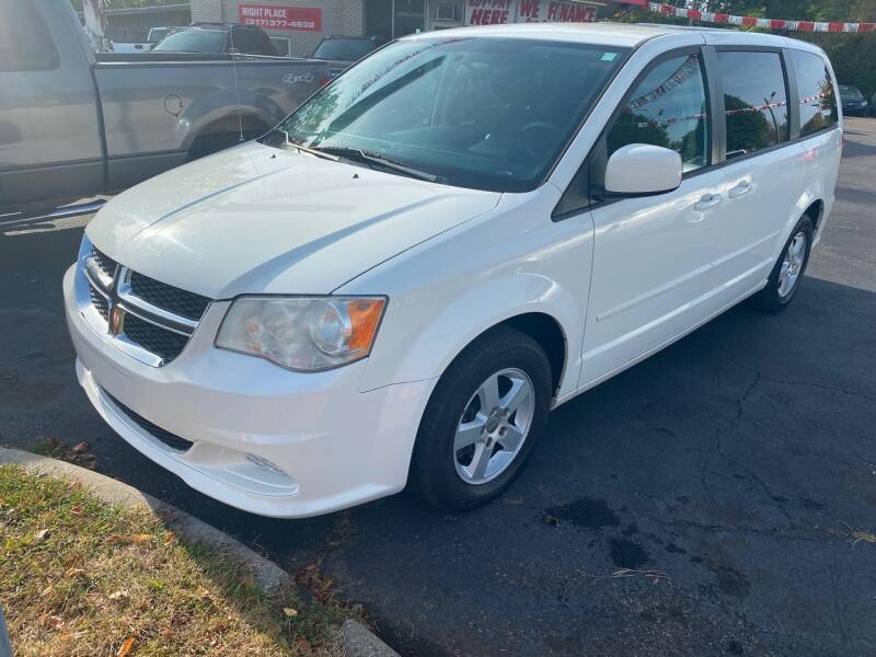 2013 Dodge Grand Caravan for sale at Right Place Auto Sales in Indianapolis IN