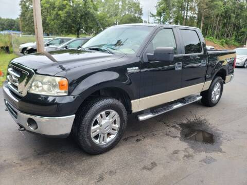 2008 Ford F-150 for sale at GEORGIA AUTO DEALER, LLC in Buford GA