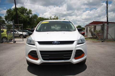 2016 Ford Escape for sale at Fabela's Auto Sales Inc. in Dickinson TX