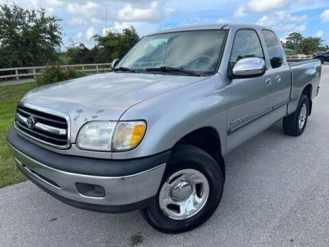 2001 Toyota Tundra for sale at Deerfield Automall in Deerfield Beach FL