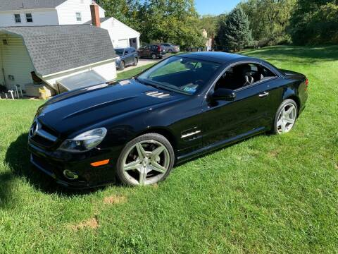 2009 Mercedes-Benz SL-Class for sale at Interstate Fleet Inc. Auto Sales in Colmar PA