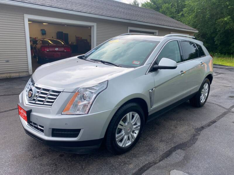 2015 Cadillac SRX for sale at Glen's Auto Sales in Fremont NH