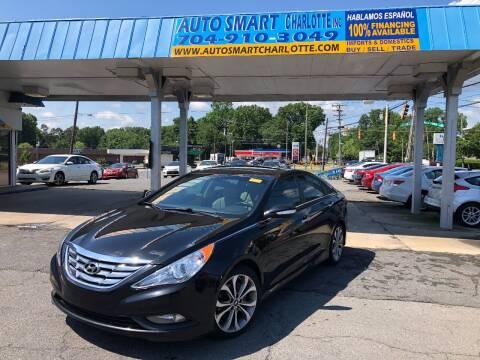 2014 Hyundai Sonata for sale at Auto Smart Charlotte in Charlotte NC