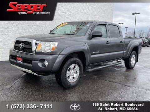 2011 Toyota Tacoma for sale at SEEGER TOYOTA OF ST ROBERT in St Robert MO