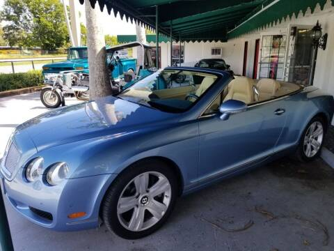 2007 Bentley Continental for sale at American Classics Autotrader LLC in Pompano Beach FL
