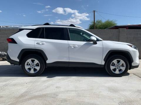 2019 Toyota RAV4 for sale at Chandler Powersports in Chandler AZ