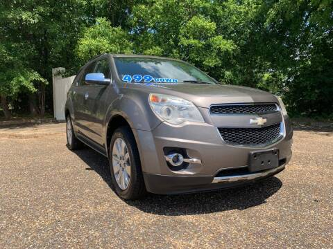 2011 Chevrolet Equinox for sale at DRIVE ZONE AUTOS in Montgomery AL