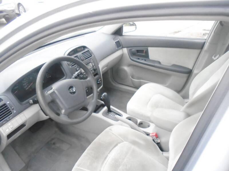 2005 Kia Spectra LX 4dr Sedan - Houston TX