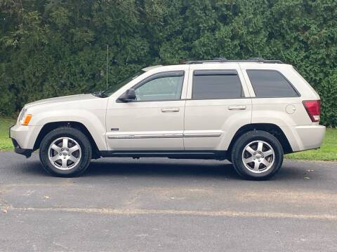 2009 Jeep Grand Cherokee for sale at All American Auto Brokers in Anderson IN