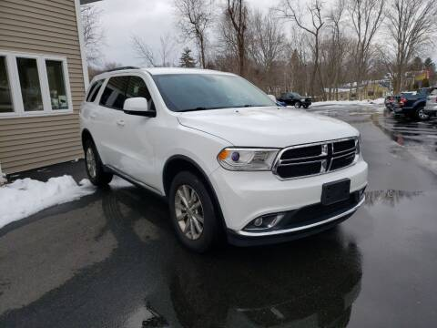 2016 Dodge Durango for sale at KLC AUTO SALES in Agawam MA