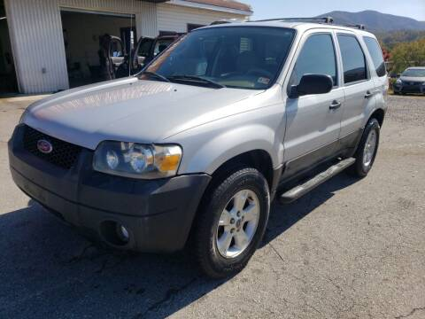 2005 Ford Escape for sale at Salem Auto Sales in Salem VA