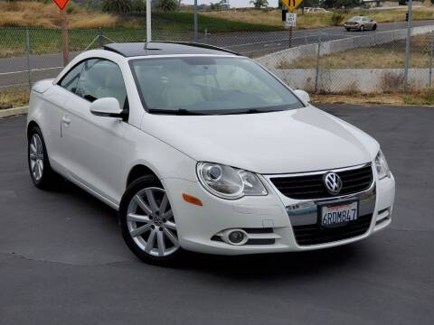 2008 Volkswagen Eos for sale at Gold Coast Motors in Lemon Grove CA