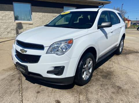 2011 Chevrolet Equinox for sale at Auto House of Bloomington in Bloomington IL