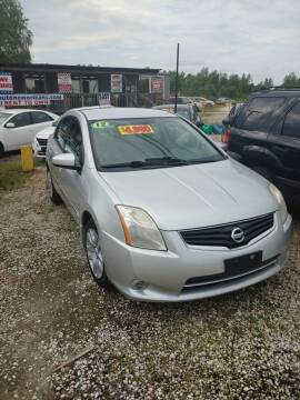 2011 Nissan Sentra for sale at Finish Line Auto LLC in Luling LA