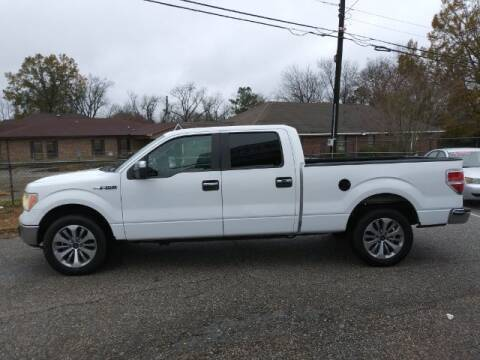 2010 Ford F-150 for sale at 2nd Chance Auto Sales in Montgomery AL