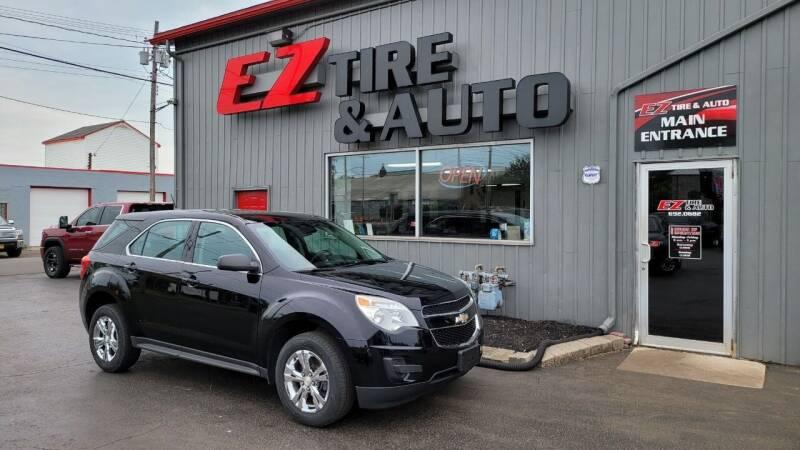 2014 Chevrolet Equinox for sale at EZ Tire & Auto in North Tonawanda NY