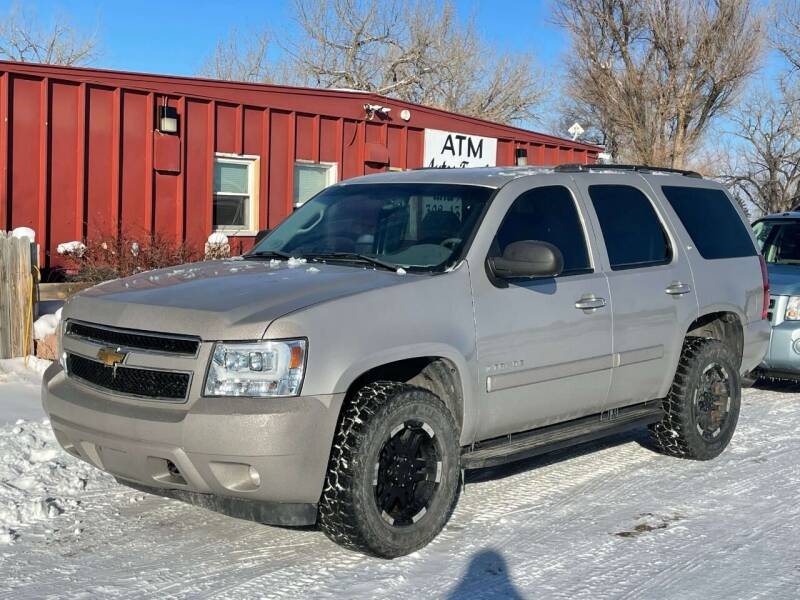 2007 Chevrolet Tahoe for sale at Autos Trucks & More in Chadron NE